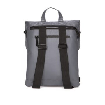 Messenger Tote Mini Grey
